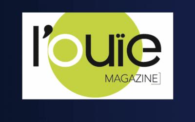 OSMOSE dans L'Ouïe magazine